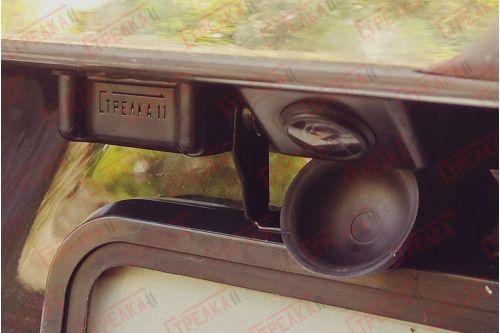 Защита камеры заднего вида - HYUNDAI GRAND SANTAFE III 2013-2015