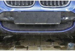 Защита радиатора СТАНДАРТ - BMW X3 (G01) 2017-2020г.в. III