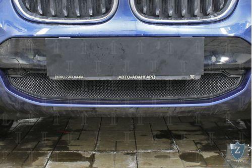 Защита радиатора BMW X3 (G01) 2017, 2018, 2019, 2020г.в. III