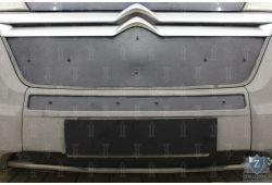 Зимняя защита радиатора - CITROEN JUMPER II рестайлинг 2014-2020г.в.