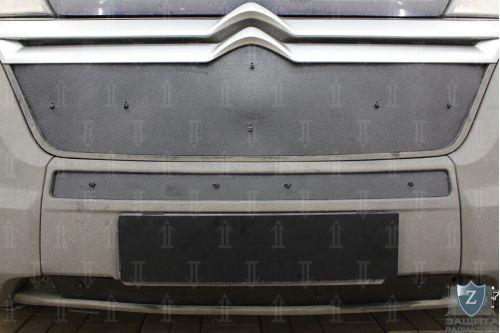 Зимняя защита радиатора - CITROEN JUMPER II рестайлинг 2014-2019, 2020г.в.