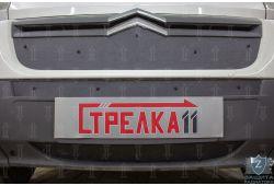 Зимняя защита радиатора - CITROEN JUMPER II 2006-2014г.в.