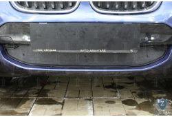 Зимняя защита радиатора - BMW X3 (G01) 2017-2020г.в. III