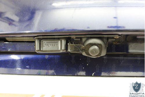 Защита камеры заднего вида - MAZDA CX-5 I 2011, 2012, 2013, 2014, 2015г.в.