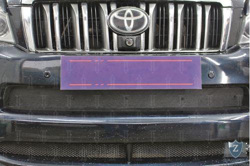 Зимняя защита радиатора - TOYOTA LC PRADO 150 Series IV 2009-2013г.в.