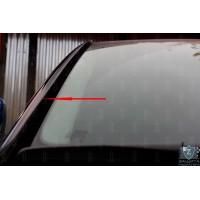 Дефлектор лобового стекла Стрелка-2 -  KIA SELTOS поколение I 2019-