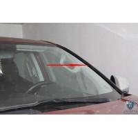 Дефлектор лобового стекла Стрелка-2 - MITSUBISHI L200 2018 - 2020г.в. (V рестайлинг)