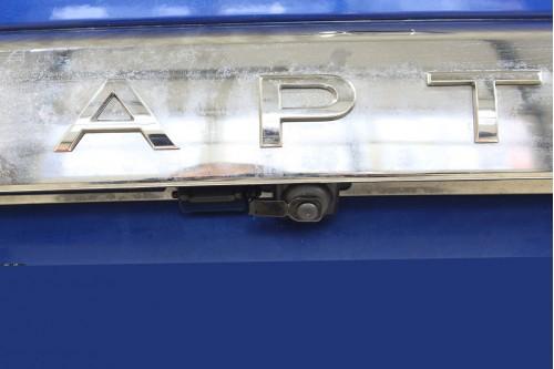 Защита камеры заднего вида - RENAULT KAPTUR I рестайлинг 2020 - 2021г.в. (I)