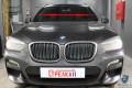 Дефлектор лобового стекла для BMW X3 (G01) 2017, 2018, 2019, 2020, 2021г.в. (III)