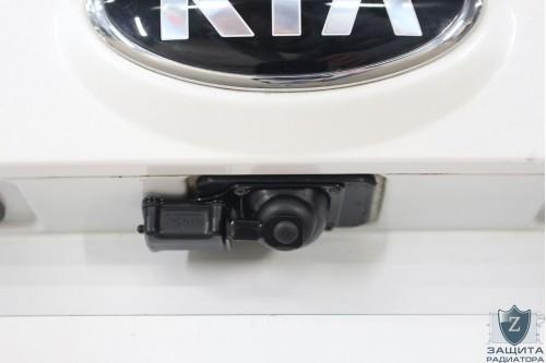 Защита камеры заднего вида - KIA SORENTO IV 2020, 2021г.в.