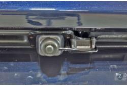 BMW 5-Series (G30) 2016-2020г.в. (VII) - Защита камеры заднего вида
