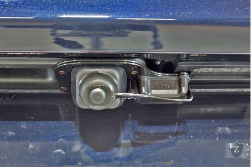 Защита камеры заднего вида - BMW 5-Series VII (G30) 2016, 2017, 2018, 2019, 2020г.в.