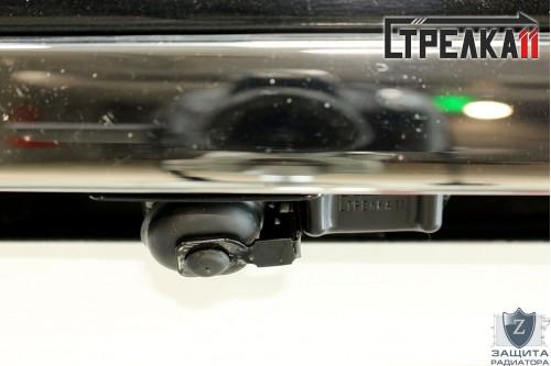 Защита камеры заднего вида - LEXUS LX 570 2012-2015г.в. (III рестайлинг)