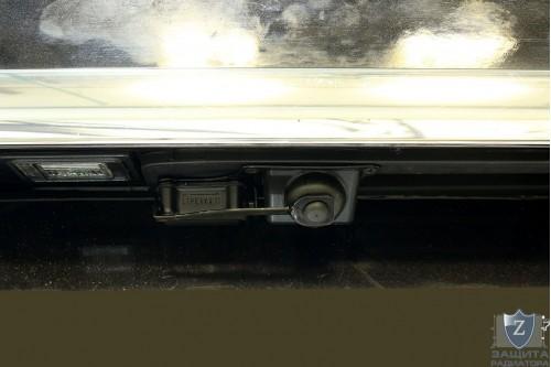 Защита камеры заднего вида - MERCEDES-BENZ M-Class (166) III 2011, 2012, 2013, 2014, 2015г.в.
