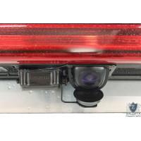 KIA RIO X 2020-2021г.в. (I) - Защита камеры заднего вида