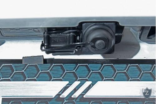 Защита камеры заднего вида - CHERY TIGGO 8 Pro I 2021г.в.