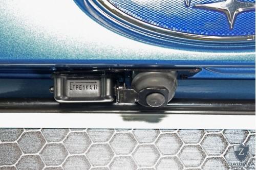 Защита камеры заднего вида - SUBARU XV II рестайлинг 2021г.в.