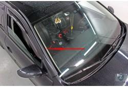 VOLKSWAGEN JETTA 2010-2014г.в. (VI) - Дефлектор лобового стекла Стрелка-2
