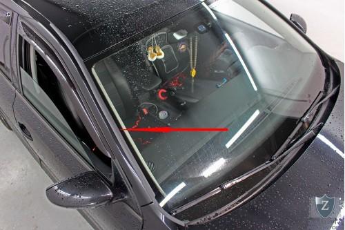 Дефлектор лобового стекла для VOLKSWAGEN JETTA VI