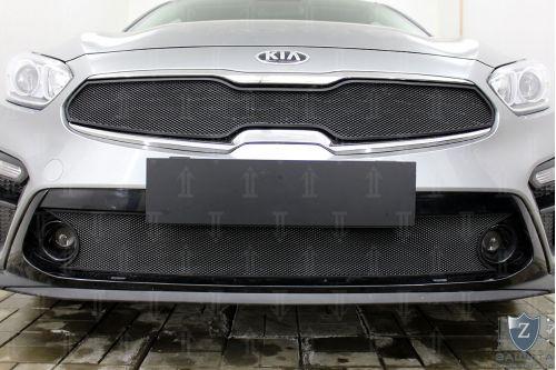 Защита радиатора KIA CERATO IV 2018, 2019г.в.