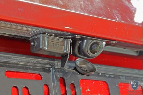 Защита камеры заднего вида - HYUNDAI CRETA I 2015, 2016, 2017, 2018, 2019, 2020г.в.