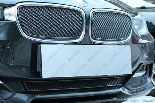 Защита радиатора BMW 3 (F30-F31) VI 2011-2016г.в.