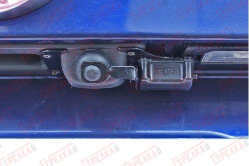 Защита камеры заднего вида - BMW X3 (F25) II рестайлинг 2014-2017г.в.