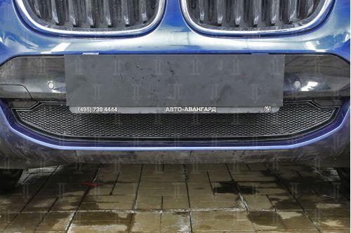 Защита радиатора BMW X3 (G01) 2017-2020г.в. III