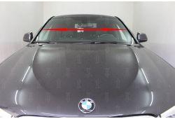 BMW X4 (F26) 2014-2018г.в. (I) - Дефлектор лобового стекла Стрелка-2