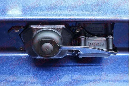 Защита камеры заднего вида - BMW X4 (G02) 2018-2020г.в. II