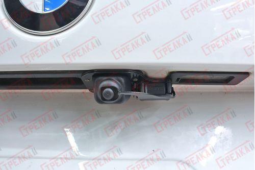 Защита камеры заднего вида - BMW X5 (G05) 2018-2020г.в. IV