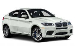 BMW X6 I рестайлинг 2012-2014г.в. - Защита радиатора ПРЕМИУМ