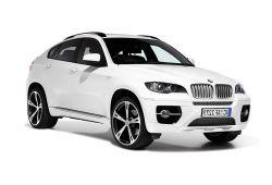 BMW X6 I 2008-2012г.в. - Защита радиатора ПРЕМИУМ