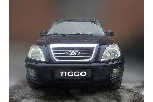 Защита радиатора CHERY TIGGO I 2006-2014г.в.