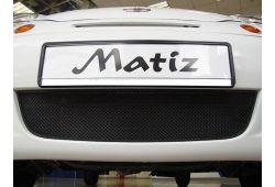 DAEWOO MATIZ I рестайлинг 2000-2015г.в. - Защита радиатора СТАНДАРТ