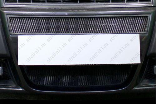 Защита радиатора FIAT DOBLO I рестайлинг 2005-2014г.в.