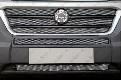 Защита радиатора FIAT DUCATO IV 2014-2017г.в.