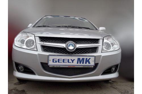 Защита радиатора GEELY MK I 2008-2014г.в.