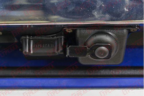 Защита камеры заднего вида - HAVAL F7 I 2018, 2019, 2020г.в.