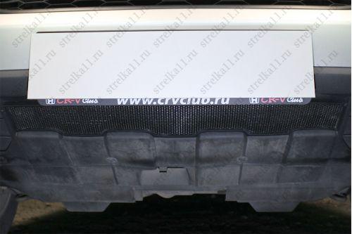 Защита радиатора HONDA CR-V III рестайлинг 2010-2012г.в.