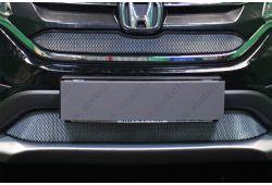 Защита радиатора СТАНДАРТ - HONDA CR-V IV рестайлинг (2.0) 2015-2016г.в.