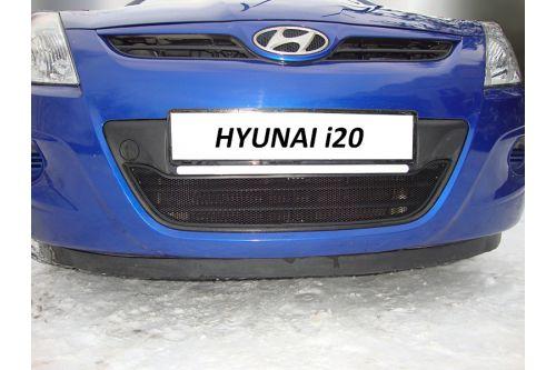 Защита радиатора HYUNDAI I20 I 2008-2012г.в.
