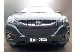 HYUNDAI IX35  2010-2015г.в. - Защита радиатора СТАНДАРТ