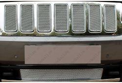 Защита радиатора ПРЕМИУМ - JEEP GRAND CHEROKEE IV 2010-2013г.в.