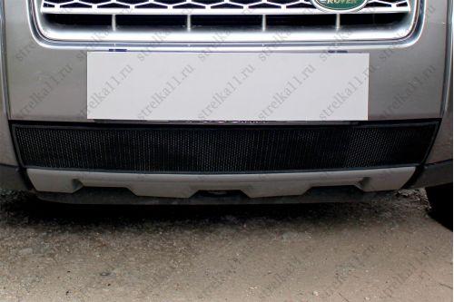 Защита радиатора LAND ROVER FREELANDER II 2006-2010г.в.