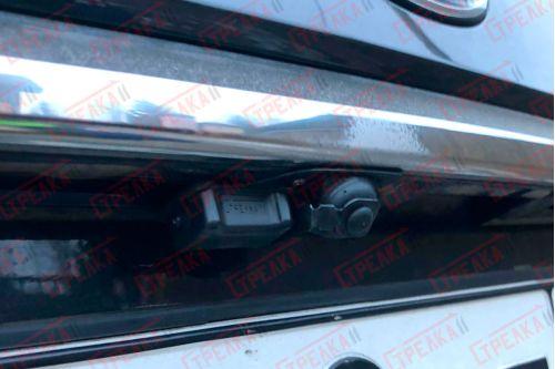 Защита камеры заднего вида - LEXUS RX 300 IV рестайлинг 2019-2020г.в.