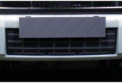 MITSUBISHI PAJERO IV рестайлинг 2011-2014г.в. - Защита радиатора СТАНДАРТ