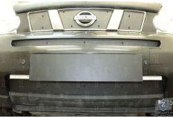 Зимняя защита радиатора - NISSAN X-TRAIL (T31) 2007-2011г.в. (II)