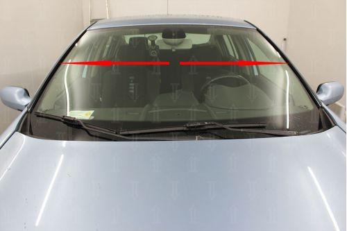 Дефлектор лобового стекла для RENAULT MEGANE II рестайлинг 2006-2009г.в.