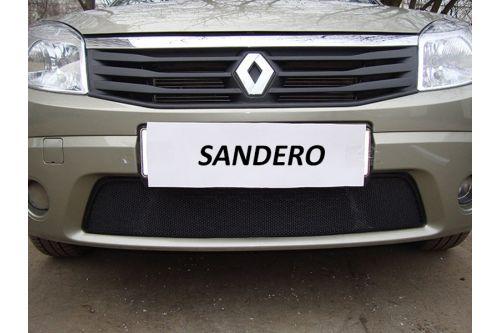 Защита радиатора RENAULT SANDERO I 2010-2014г.в.